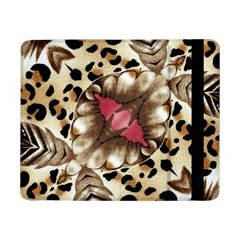 Animal Tissue And Flowers Samsung Galaxy Tab Pro 8 4  Flip Case
