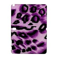 Background Fabric Animal Motifs Lilac Galaxy Note 1