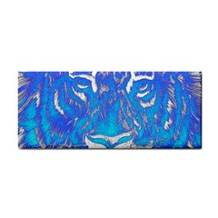 Background Fabric With Tiger Head Pattern Cosmetic Storage Cases