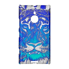 Background Fabric With Tiger Head Pattern Nokia Lumia 1520