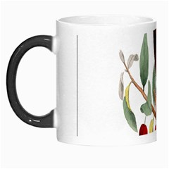 Bird On Branch Illustration Morph Mugs