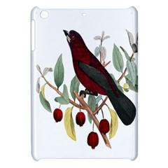 Bird On Branch Illustration Apple Ipad Mini Hardshell Case