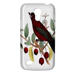 Bird On Branch Illustration Galaxy S4 Mini