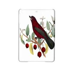 Bird On Branch Illustration Ipad Mini 2 Hardshell Cases