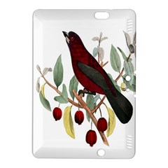 Bird On Branch Illustration Kindle Fire Hdx 8 9  Hardshell Case