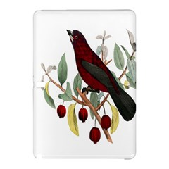 Bird On Branch Illustration Samsung Galaxy Tab Pro 10 1 Hardshell Case