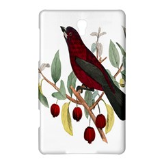 Bird On Branch Illustration Samsung Galaxy Tab S (8 4 ) Hardshell Case