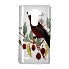 Bird On Branch Illustration Lg G4 Hardshell Case