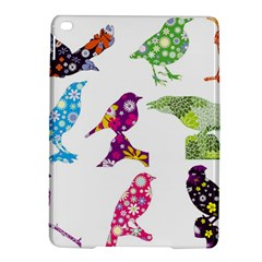 Birds Colorful Floral Funky Ipad Air 2 Hardshell Cases