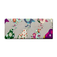Birds Floral Pattern Wallpaper Cosmetic Storage Cases