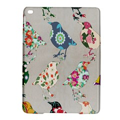 Birds Floral Pattern Wallpaper Ipad Air 2 Hardshell Cases