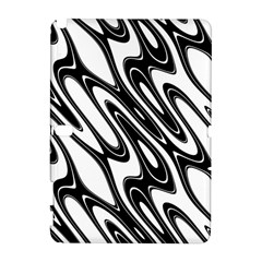 Black And White Wave Abstract Galaxy Note 1