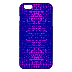Blue And Pink Pixel Pattern Iphone 6 Plus/6s Plus Tpu Case