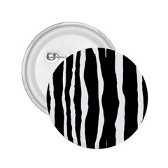 Zebra Background Pattern 2.25  Buttons