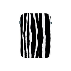 Zebra Background Pattern Apple Ipad Mini Protective Soft Cases
