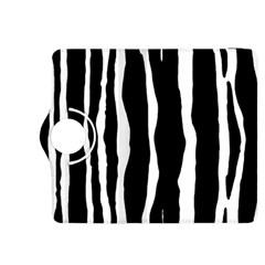 Zebra Background Pattern Kindle Fire Hdx 8 9  Flip 360 Case