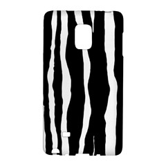 Zebra Background Pattern Galaxy Note Edge