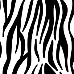 Seamless Zebra A Completely Zebra Skin Background Pattern Magic Photo Cubes