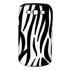 Seamless Zebra A Completely Zebra Skin Background Pattern Samsung Galaxy S Iii Classic Hardshell Case (pc+silicone)