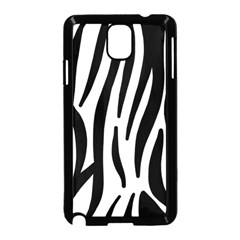 Seamless Zebra A Completely Zebra Skin Background Pattern Samsung Galaxy Note 3 Neo Hardshell Case (black)