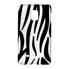 Seamless Zebra A Completely Zebra Skin Background Pattern Galaxy Note Edge