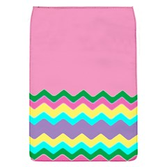 Easter Chevron Pattern Stripes Flap Covers (s)