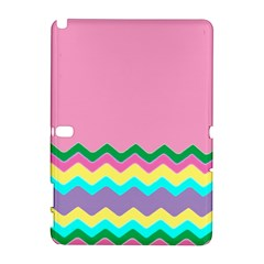 Easter Chevron Pattern Stripes Galaxy Note 1