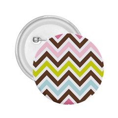 Chevrons Stripes Colors Background 2.25  Buttons