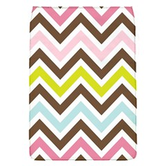 Chevrons Stripes Colors Background Flap Covers (s)