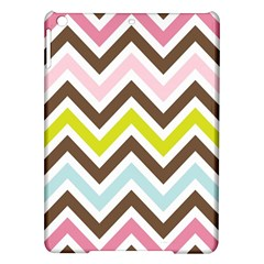 Chevrons Stripes Colors Background Ipad Air Hardshell Cases