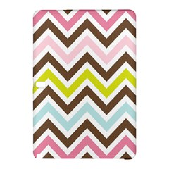 Chevrons Stripes Colors Background Samsung Galaxy Tab Pro 10 1 Hardshell Case