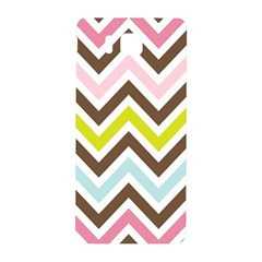 Chevrons Stripes Colors Background Samsung Galaxy Alpha Hardshell Back Case