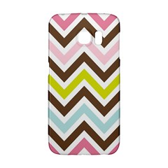 Chevrons Stripes Colors Background Galaxy S6 Edge