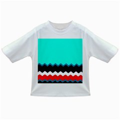 Pattern Digital Painting Lines Art Infant/toddler T Shirts
