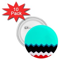 Pattern Digital Painting Lines Art 1 75  Buttons (10 Pack)