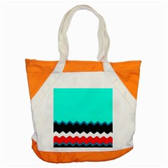Pattern Digital Painting Lines Art Accent Tote Bag
