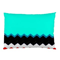 Pattern Digital Painting Lines Art Pillow Case (two Sides)