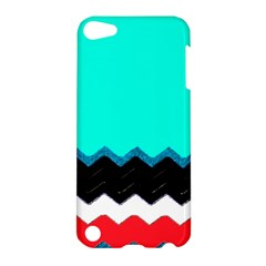 Pattern Digital Painting Lines Art Apple Ipod Touch 5 Hardshell Case