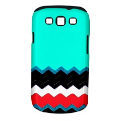 Pattern Digital Painting Lines Art Samsung Galaxy S Iii Classic Hardshell Case (pc+silicone)