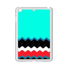 Pattern Digital Painting Lines Art iPad Mini 2 Enamel Coated Cases