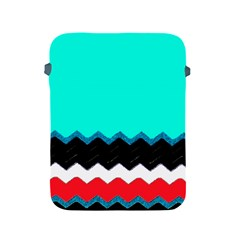 Pattern Digital Painting Lines Art Apple Ipad 2/3/4 Protective Soft Cases