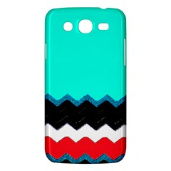 Pattern Digital Painting Lines Art Samsung Galaxy Mega 5 8 I9152 Hardshell Case