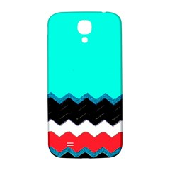 Pattern Digital Painting Lines Art Samsung Galaxy S4 I9500/i9505  Hardshell Back Case