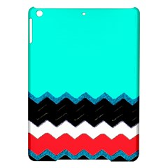 Pattern Digital Painting Lines Art Ipad Air Hardshell Cases