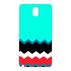 Pattern Digital Painting Lines Art Samsung Galaxy Note 3 N9005 Hardshell Back Case