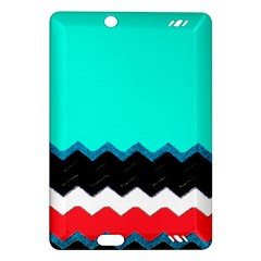Pattern Digital Painting Lines Art Amazon Kindle Fire Hd (2013) Hardshell Case