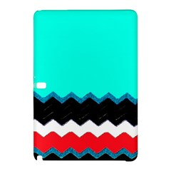 Pattern Digital Painting Lines Art Samsung Galaxy Tab Pro 12 2 Hardshell Case