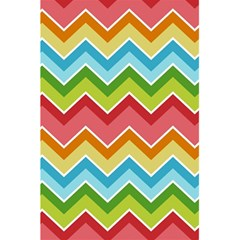 Colorful Background Of Chevrons Zigzag Pattern 5 5  X 8 5  Notebooks