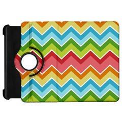 Colorful Background Of Chevrons Zigzag Pattern Kindle Fire Hd 7