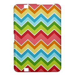 Colorful Background Of Chevrons Zigzag Pattern Kindle Fire Hd 8 9